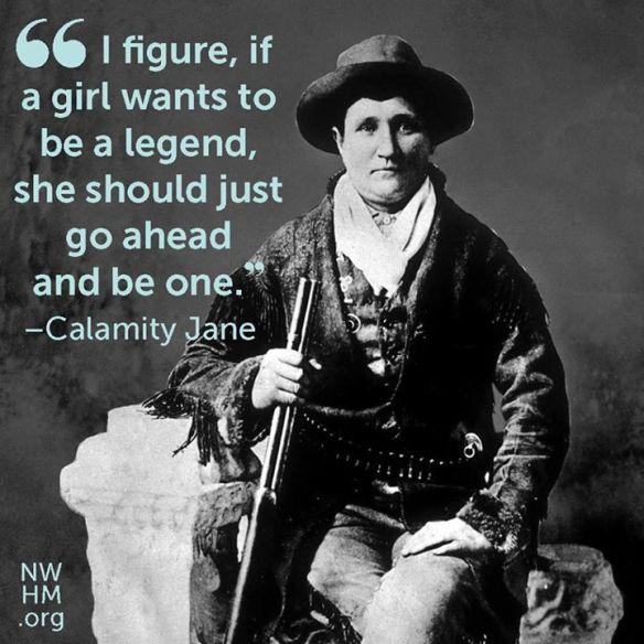 QUOTE Calamity Jane