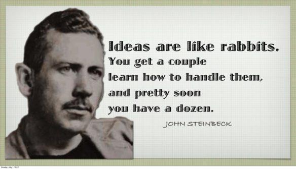 QUOTE John-Steinbeck