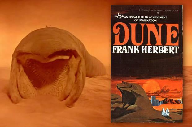 Dune Sandworm