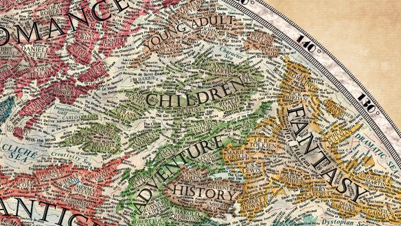 Map Of Literature 2