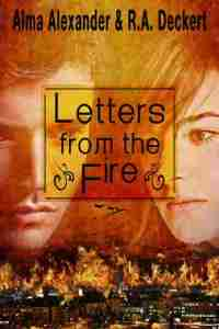 Letters from the Fire cover