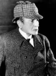 Gillette As Holmes