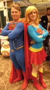Cosplay Superpeople photo