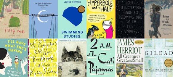 Uplifting Books montage