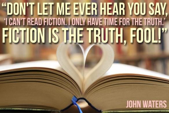 Fiction Truth illustration