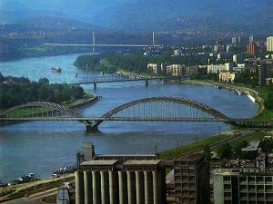 Novi Sad Bridges photo