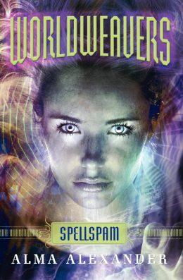 Spellspam HarperCollins cover