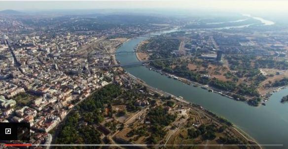 Danube in Serbia photo