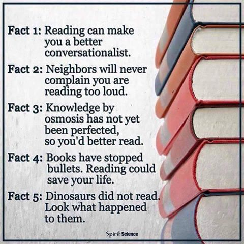 Reading Is... poster