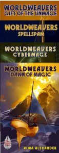 Worldweavers covers
