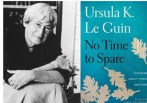 Ursula's last book cover