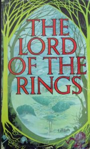 Lord of the Rings. cover