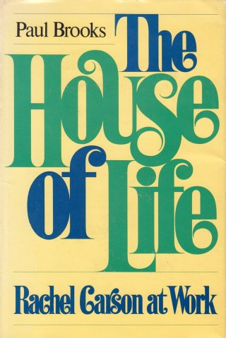 Cover of Rachel Carson biography