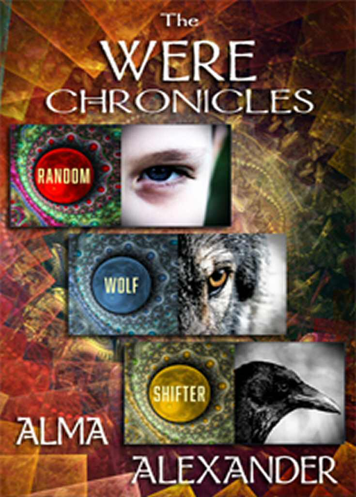 Were Chronicles omnibus cover
