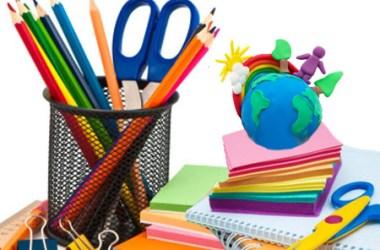 material escolar y manualidades