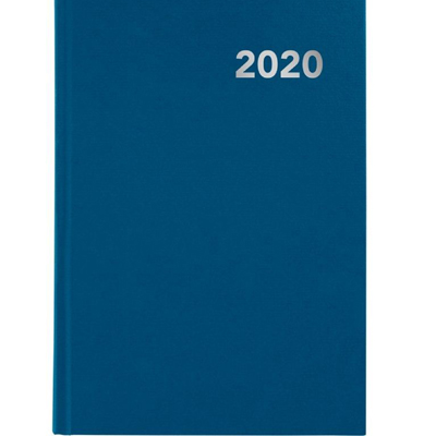 Agenda oficina 2020 azul