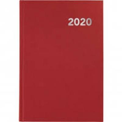 Agenda oficina 2020 rojo