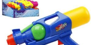 Pistola de agua con deposito