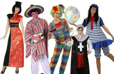 Disfraces niño, niña, adulto, halloween, carnaval y fiesta de disfraces