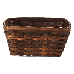 Buy Dark Brown Rectangular Baskets AX100 Series Online