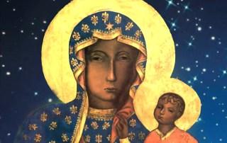 Virgen Negra en la historia