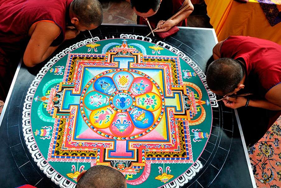 Origen De Los Mandalas Alma Cuerpo Y Mente