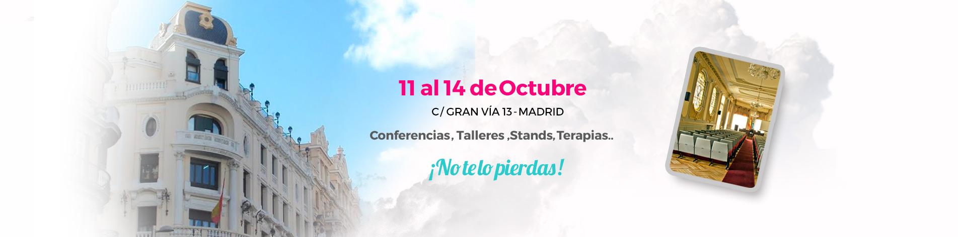 Foro Ciencias Espirituales Madrid 2018