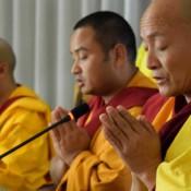 Ceremonia y bendiciones Monjes Tibetanos Foro Ciencias espirituales y terapias naturales madrid