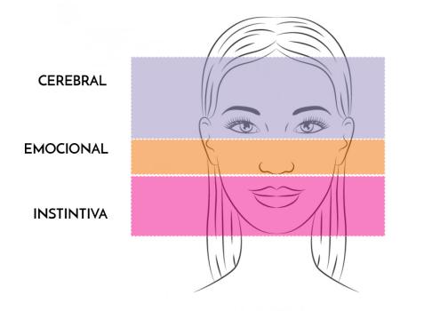 Rasgos del rostro y personalidad. Morfopsicología.