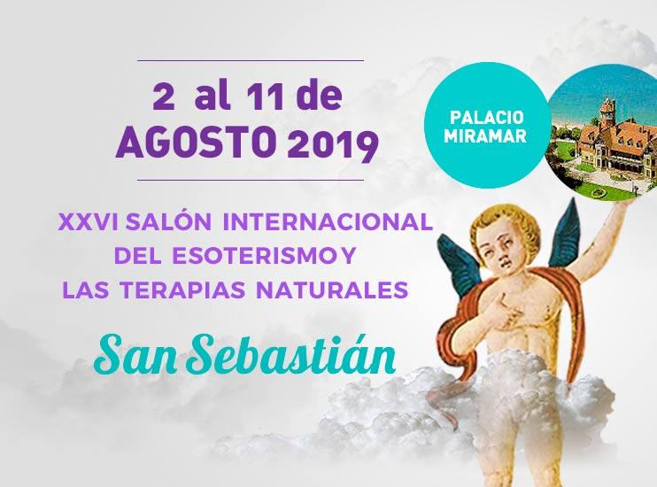 Salón del esoterismo de San Sebastián 2019