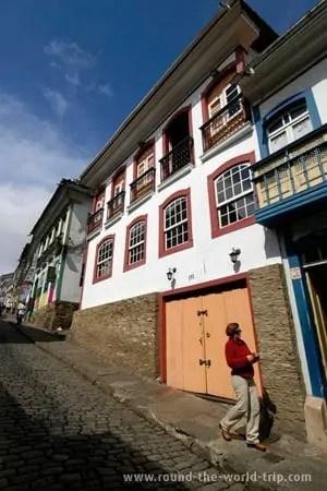 Rua Direita, Ouro Preto