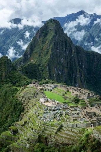 Machu Picchu com Wayna Picchu