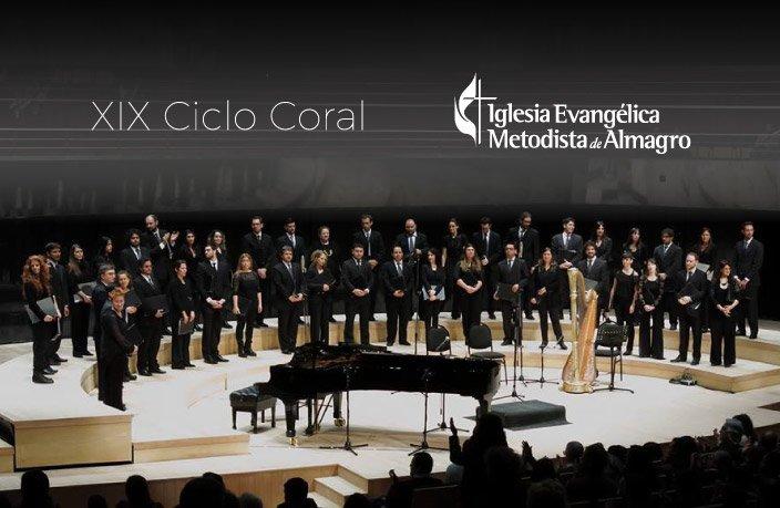 XIX Ciclo Coral – Coro Nacional de Jóvenes