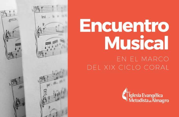 Encuentro Musical – «Himnos de agua y otras yerbas»