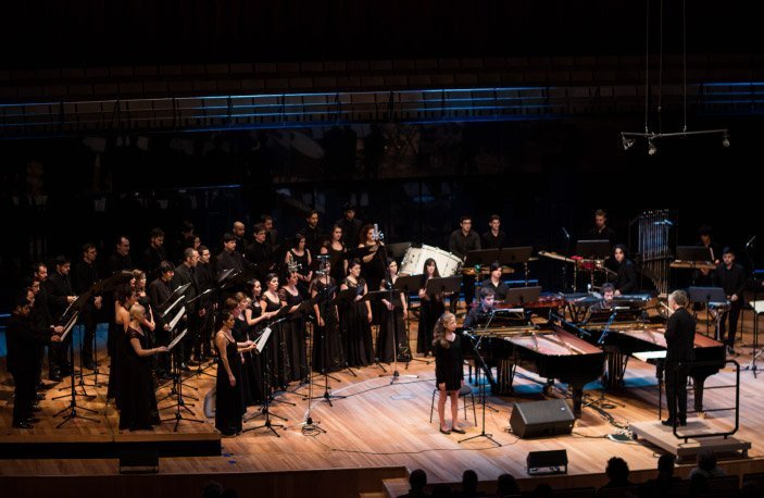 MusicaQuantica – Voces de Cámara – EIN DEUTSCHES REQUIEM de Johannes Brahms