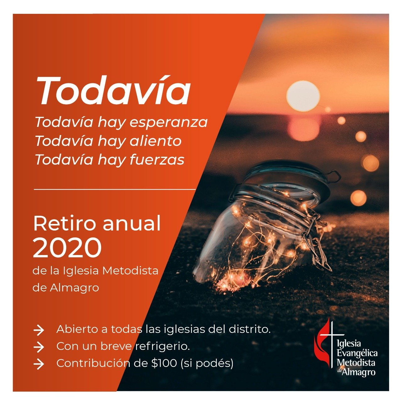 Anticipándonos al Retiro Espiritual 2020