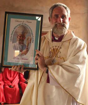 Bishop Mark Van Koevering