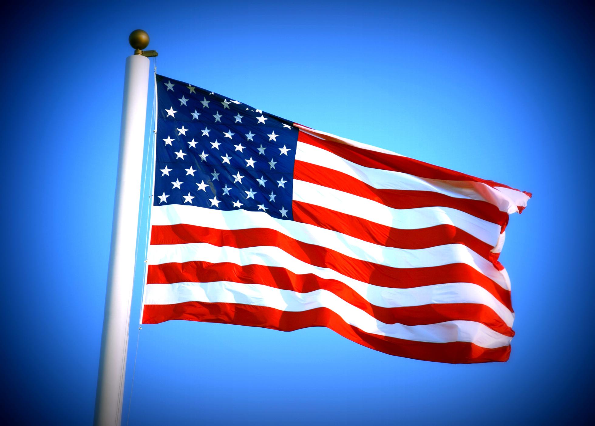 American U S Flag Guidelines Rules Etiquette