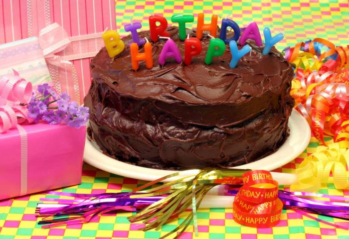 Birthday Cake Recipes Homemade Easy Beautiful Tested The Old