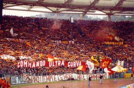 Commando ultrà curva sud (dal sito ultras roma)