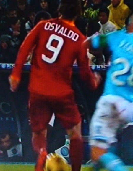 Osvaldo infortunato