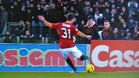 Roma-Fiorentina 3-0 Borini firma la sua prima rete di Coppa
