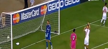 La rete vincente di Totti
