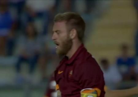 La grinta di De Rossi dalla Nazionale alla Roma....e Lotito