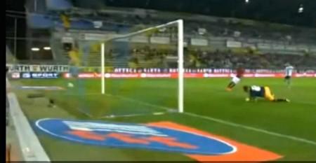 La rete del Parma si gonfia due volte