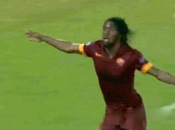 Gervinho infortunato