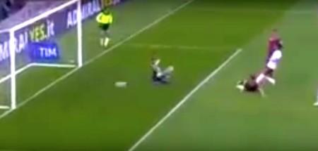 Salah porta la Roma in vantaggio