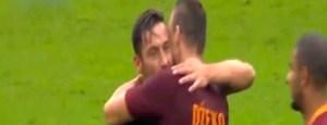 Dzeko ringrazia Totti