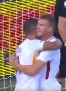 Dzeko e Kolarov tra i migliori