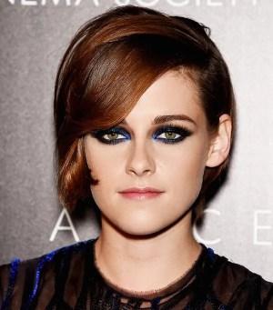 Maquiagem azul das famosas